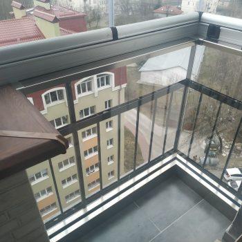 Безрамне панорамне скління балконів, лоджій, альтанок, терас. Львів та область.