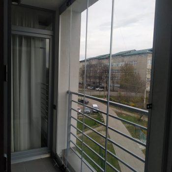 панорамне вікно безрамні балкони